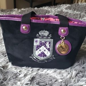 Juicy Couture Small VelvetTote